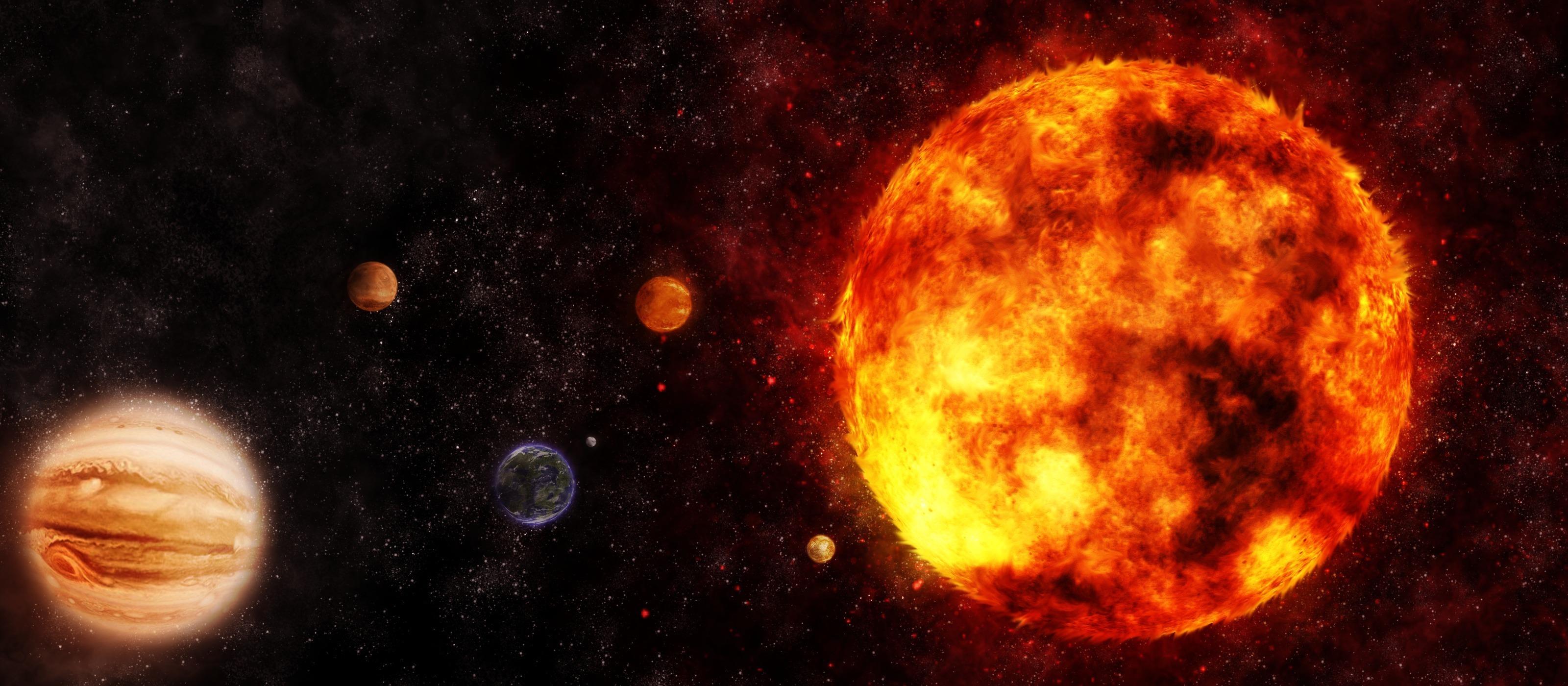 17630 скачать обои Пейзаж, Планеты, Космос, Звезды - заставки и картинки бесплатно
