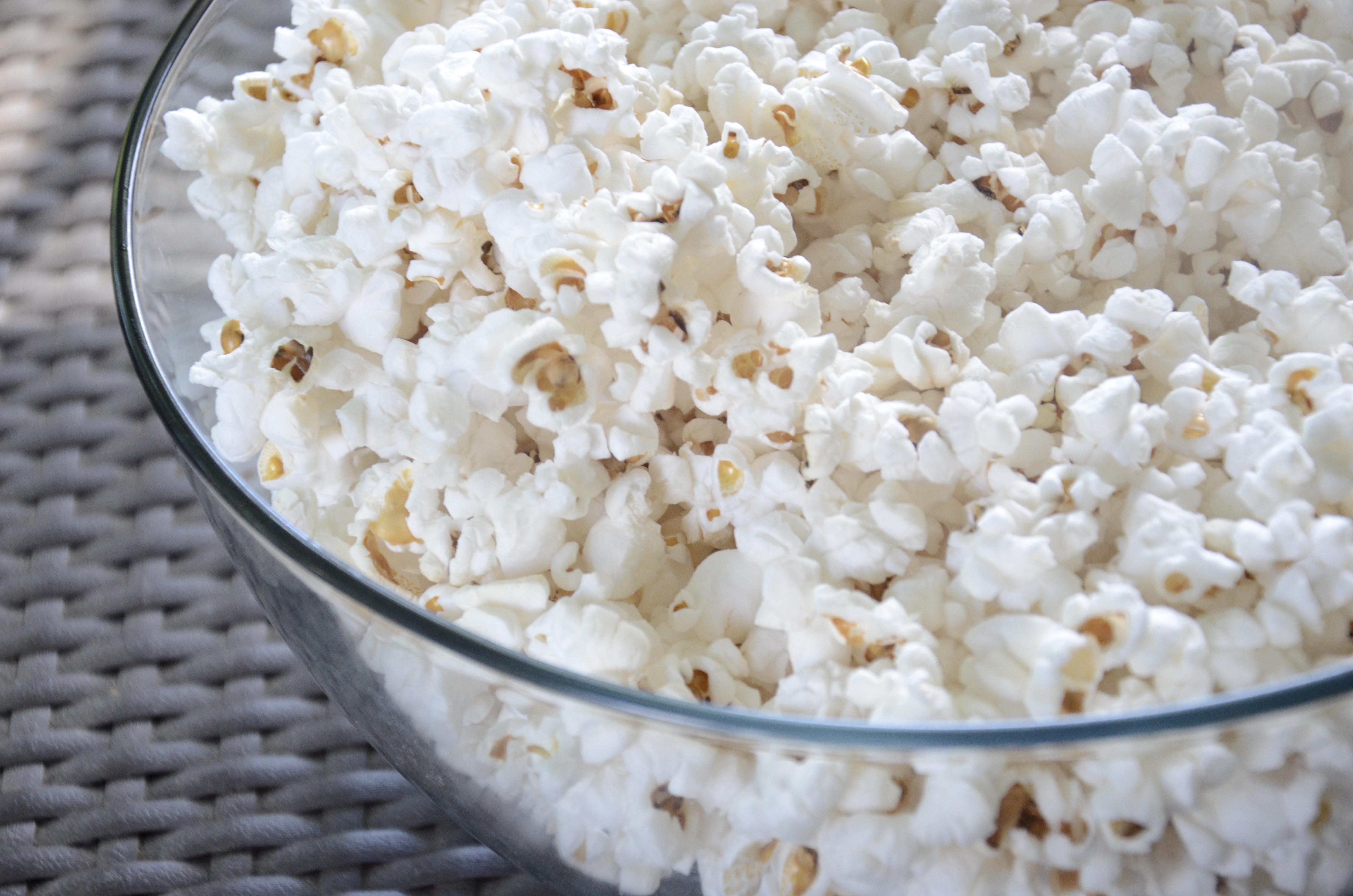 88545 télécharger le fond d'écran Nourriture, Plaque, Assiette, Maïs, Popcorn - économiseurs d'écran et images gratuitement