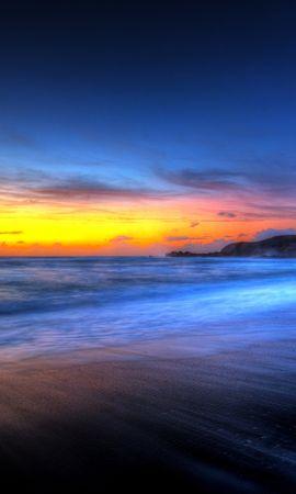 31397 скачать обои Пейзаж, Закат, Море - заставки и картинки бесплатно