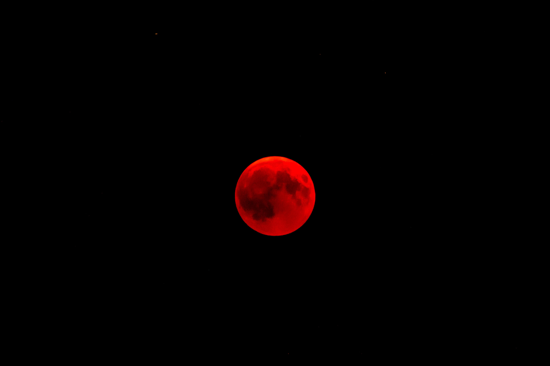 81716 fond d'écran 1080x1920 sur votre téléphone gratuitement, téléchargez des images Univers, Lune, Pleine Lune, Éclipse, Lune Rouge 1080x1920 sur votre mobile