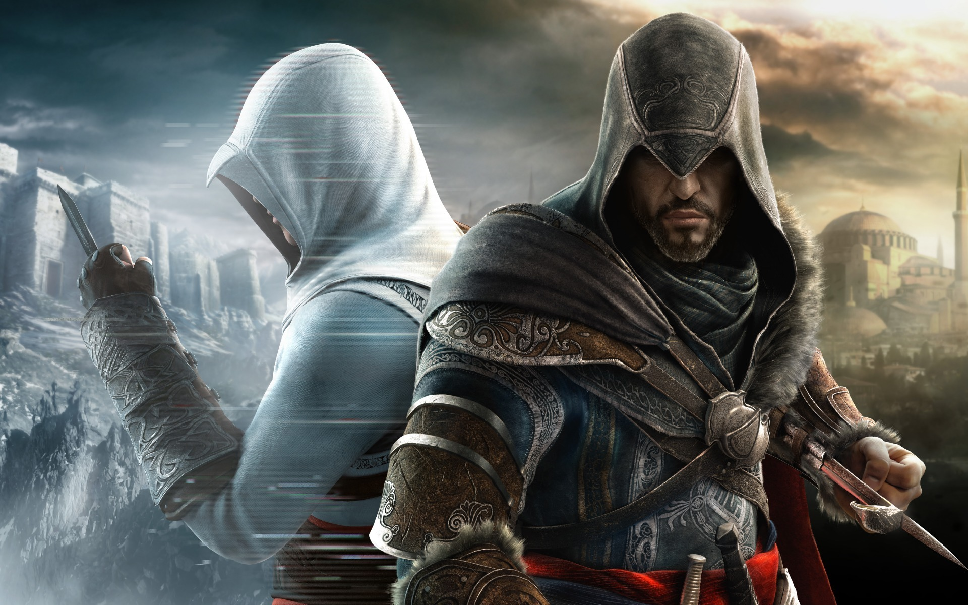 18602 download wallpaper Games, Assassin's Creed screensavers and pictures for free