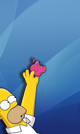 66 Screensavers and Wallpapers Funny for phone. Download Funny, Brands, Logos, Apple, Homer Simpson pictures for free