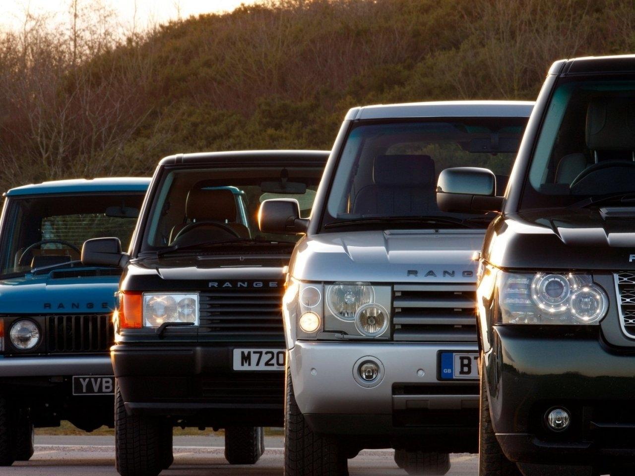 50342 скачать обои Транспорт, Машины, Рендж Ровер (Range Rover) - заставки и картинки бесплатно