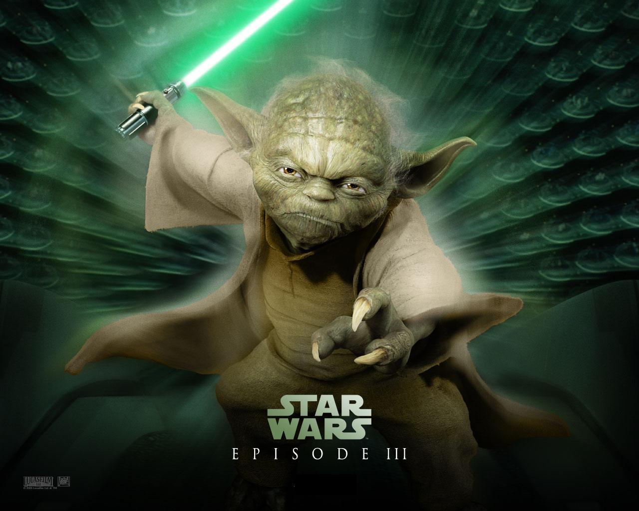10953 Hintergrundbild herunterladen Star Wars, Kino, Meister Yoda - Bildschirmschoner und Bilder kostenlos