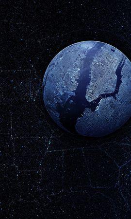 3758 скачать обои Пейзаж, Фэнтези, Планеты, Космос - заставки и картинки бесплатно