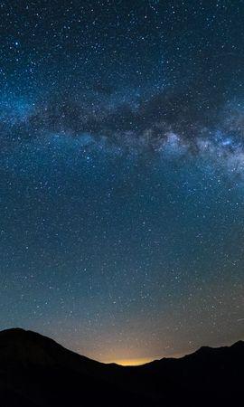 149382壁紙のダウンロード星空, 輝き, 輝く, 宇宙-スクリーンセーバーと写真を無料で
