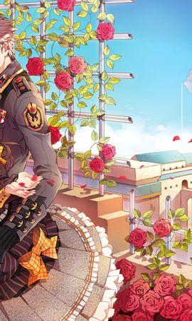 39919 baixar papel de parede Anime, Meninas, Homens - protetores de tela e imagens gratuitamente