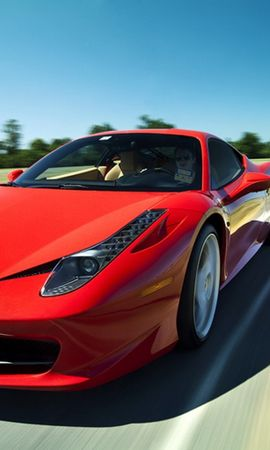 45676 télécharger le fond d'écran Transports, Voitures, Ferrari - économiseurs d'écran et images gratuitement