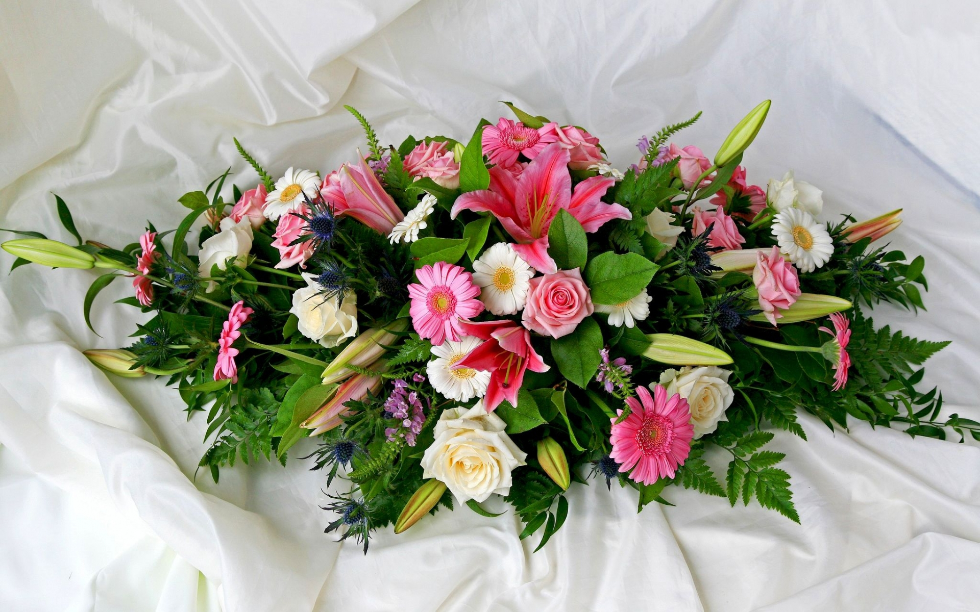33274 скачать обои Растения, Цветы, Букеты - заставки и картинки бесплатно