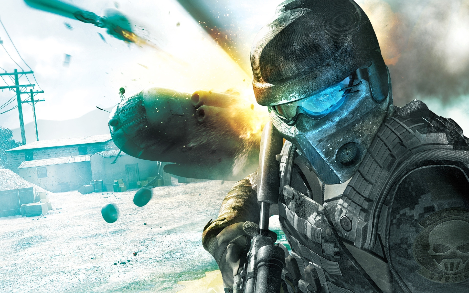 Popular Ghost Recon: Future Soldier images for mobile phone