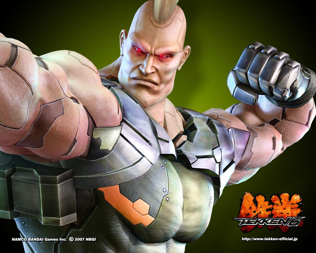2163 скачать обои Игры, Tekken - заставки и картинки бесплатно