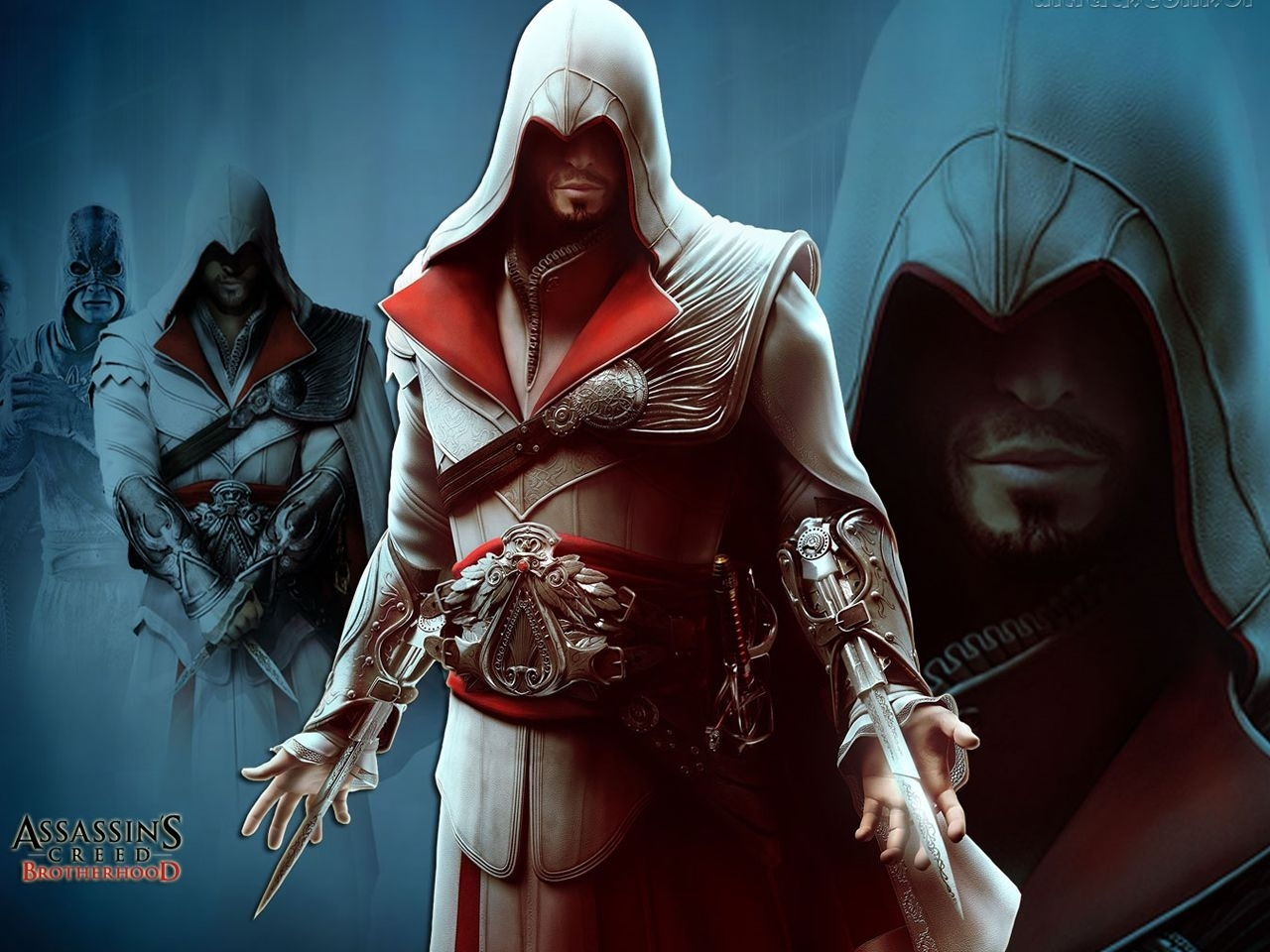 27815 download wallpaper Assassin's Creed, Games screensavers and pictures for free