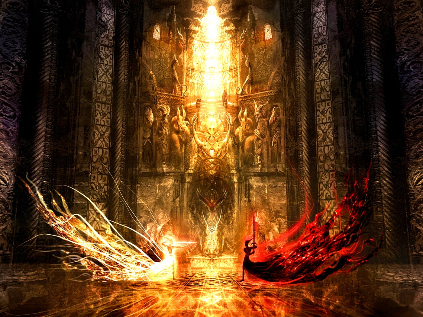 34895 Screensavers and Wallpapers Demons for phone. Download Fantasy, Demons pictures for free