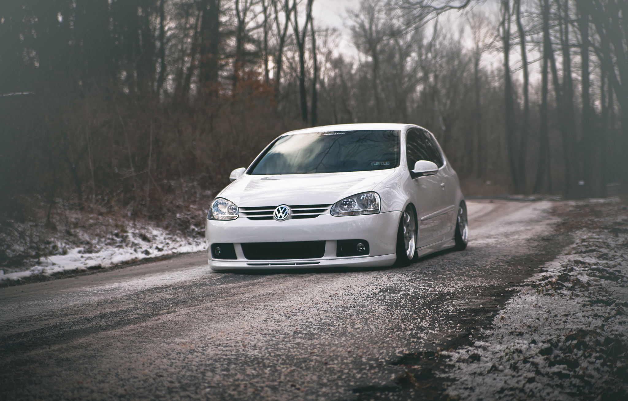 104000 download wallpaper Volkswagen, Tuning, Golf, Cars, Gti, Low Landing screensavers and pictures for free