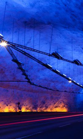121315壁紙のダウンロードトンネル, 闇, 暗い, バックライト, 照明, 地下, 点灯, 都市-スクリーンセーバーと写真を無料で