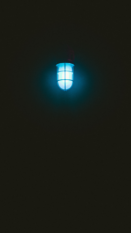 56312 скачать обои Темные, Лампа, Фонарь, Свет, Электрический, Темнота - заставки и картинки бесплатно