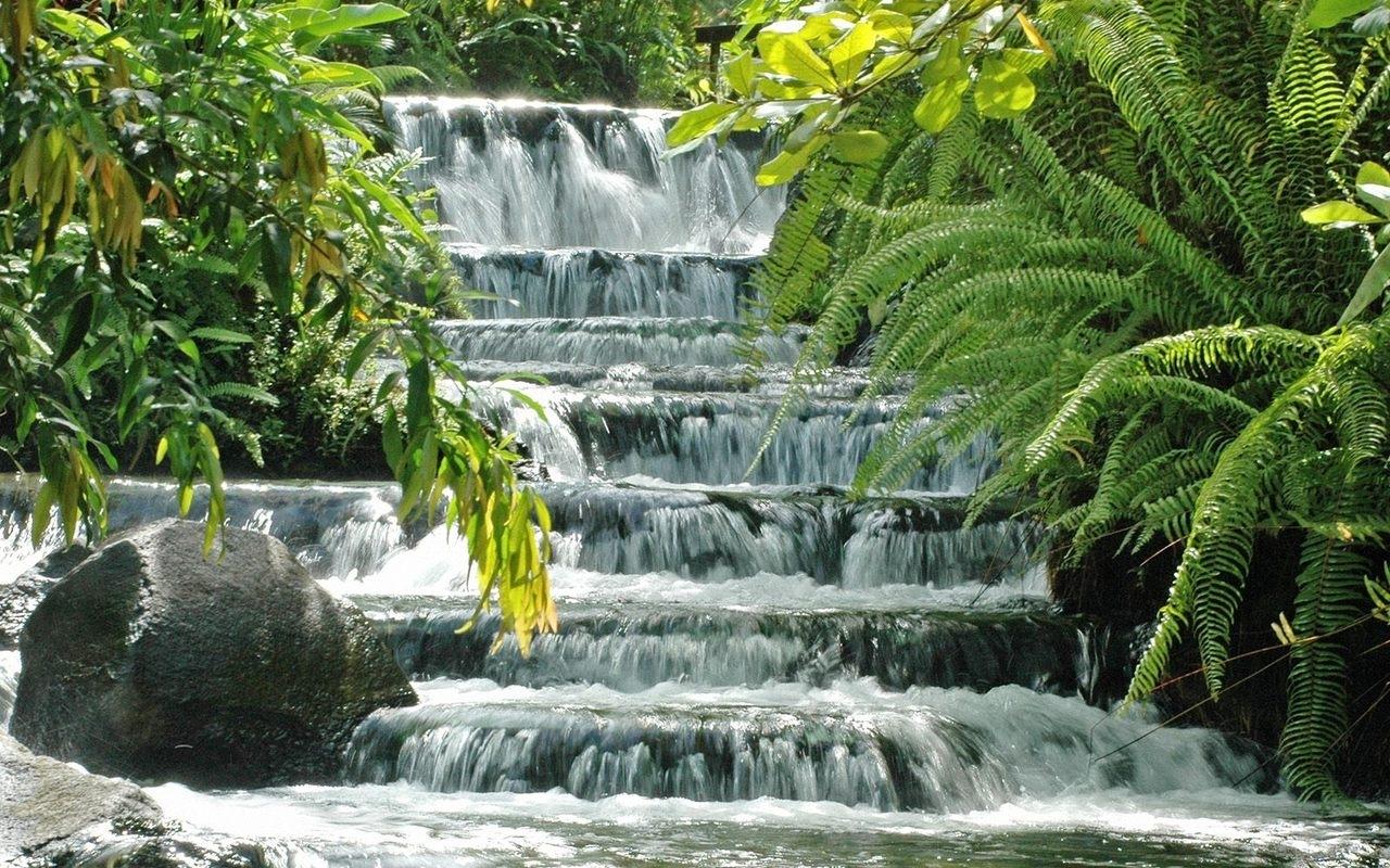 44676 скачать обои Водопады, Пейзаж, Природа - заставки и картинки бесплатно