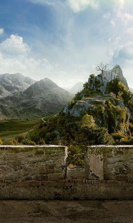 44400 télécharger le fond d'écran Paysage, Nature, Montagnes - économiseurs d'écran et images gratuitement