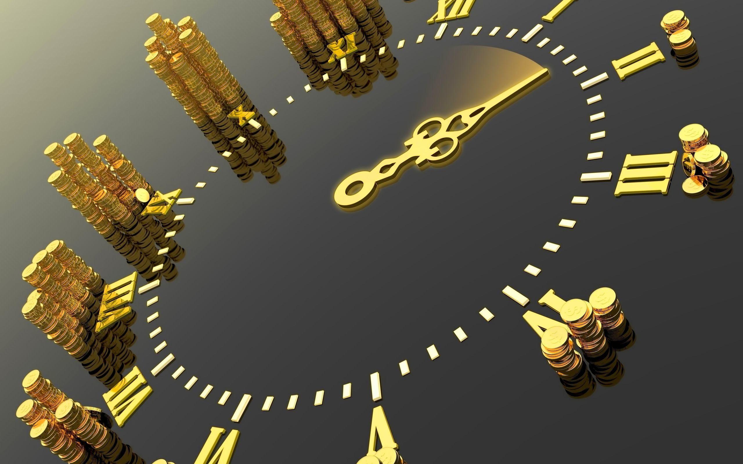 42134 télécharger le fond d'écran Objets, Argent, Horloge - économiseurs d'écran et images gratuitement