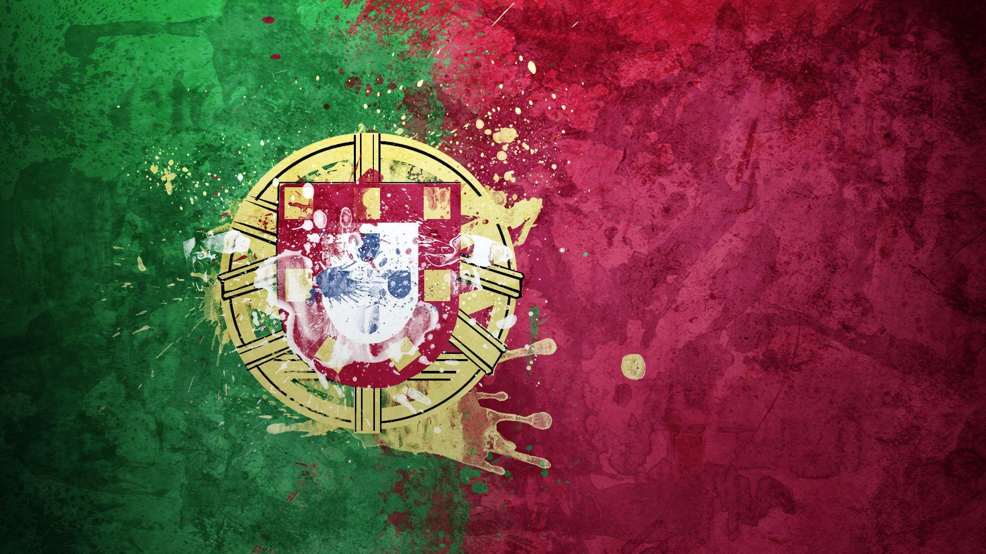 136773 Hintergrundbild herunterladen Hintergrund, Wappen, Textur, Texturen, Flagge, Flag, Portugal, Symbolismus, Symbolik, Republik - Bildschirmschoner und Bilder kostenlos