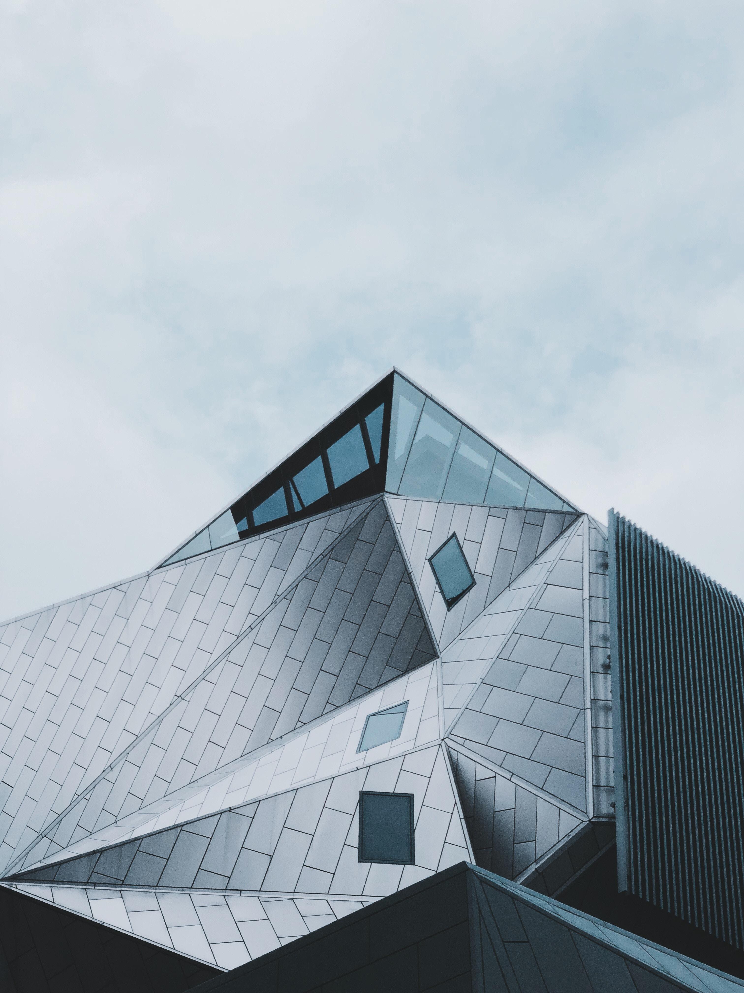73538 скачать обои Минимализм, Здание, Модернизм, Геометрический, Городской, Тайбэй, Тайвань, Архитектура - заставки и картинки бесплатно