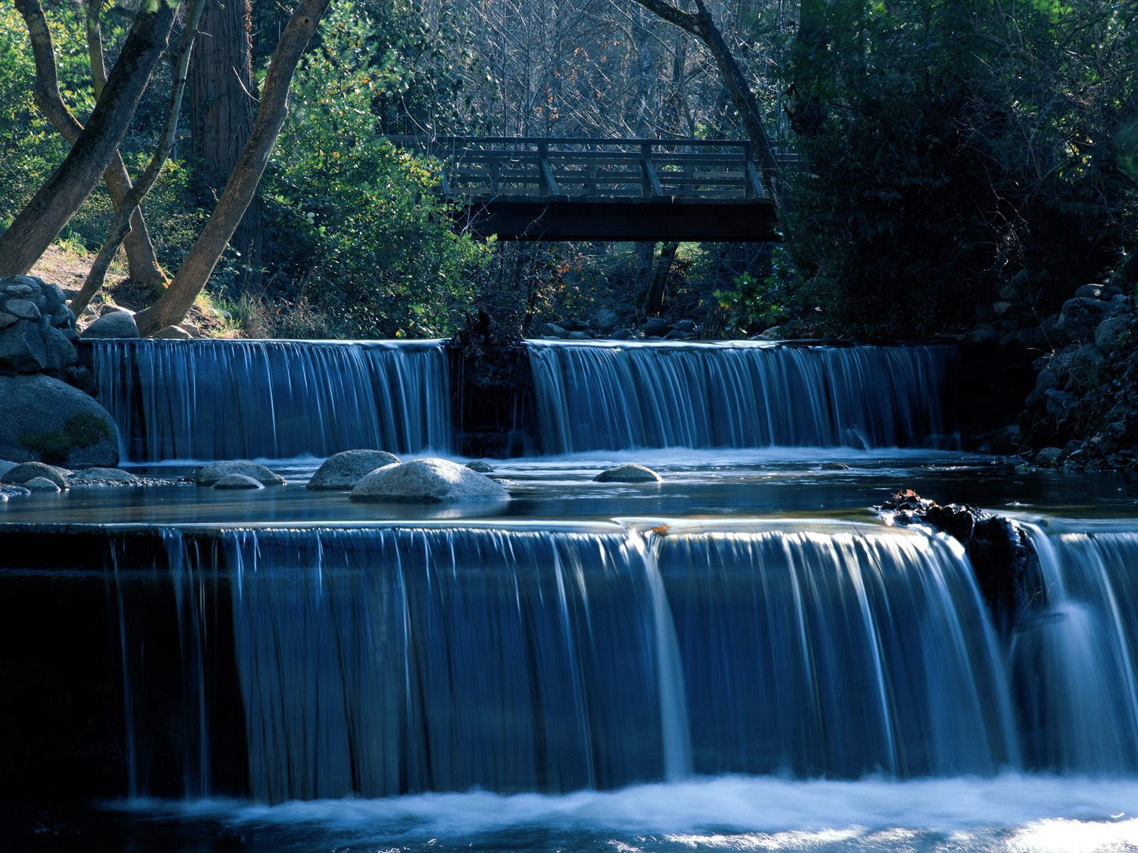 133745 économiseurs d'écran et fonds d'écran Cascades sur votre téléphone. Téléchargez Nature, Cascades, Cascade, Rayures, Stries, Oregon images gratuitement