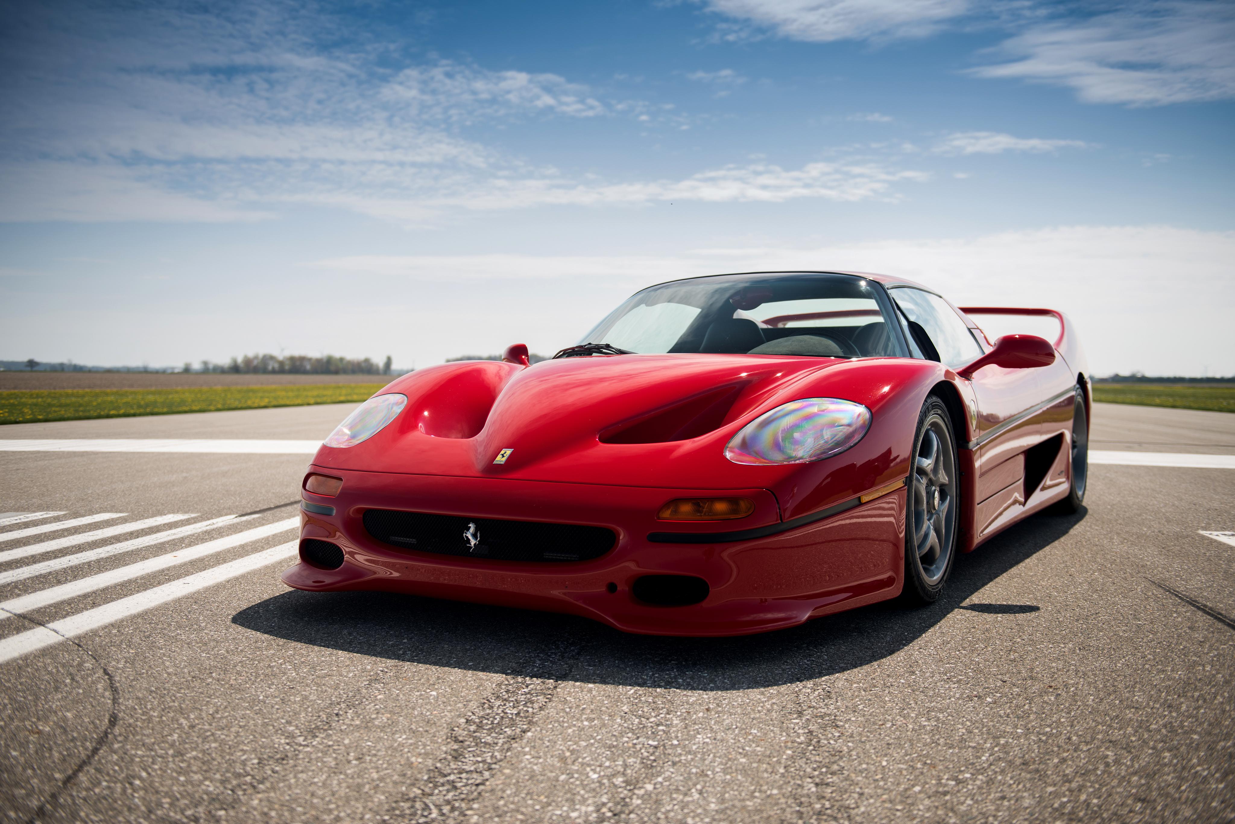 146735 télécharger le fond d'écran Ferrari, Voitures, F50, 1995 - économiseurs d'écran et images gratuitement