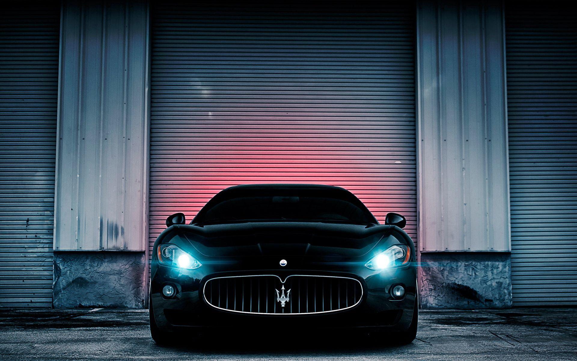 134052 Заставки и Обои Фары на телефон. Скачать Автомобиль, Мазератти (Maserati), Тачки (Cars), Стена, Фары картинки бесплатно