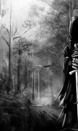 31801 скачать Серые обои на телефон бесплатно, Фэнтези, Властелин Колец (The Lord Of The Rings) Серые картинки и заставки на мобильный