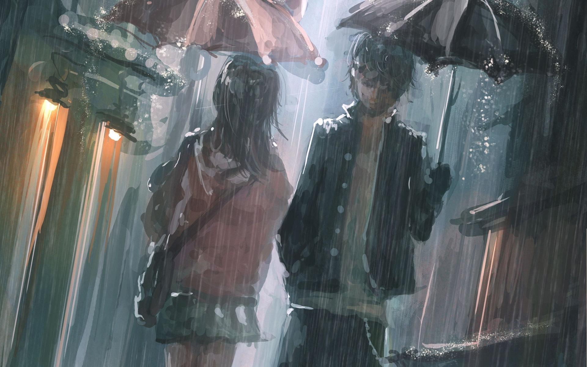 免費下載 31433: 人, 雨, 图片 桌面壁紙