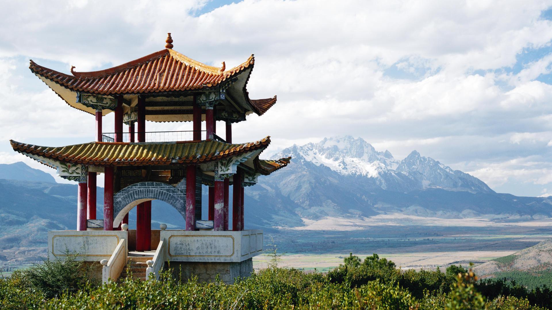 27996 Заставки и Обои Азия на телефон. Скачать Пейзаж, Горы, Архитектура, Азия картинки бесплатно