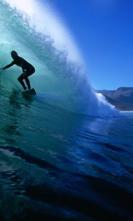 235 скачать обои Спорт, Люди, Вода, Море, Волны, Серфинг - заставки и картинки бесплатно