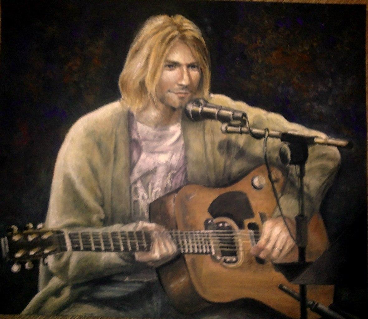 21277 скачать обои Музыка, Люди, Артисты, Курт Кобейн (Kurt Cobain) - заставки и картинки бесплатно