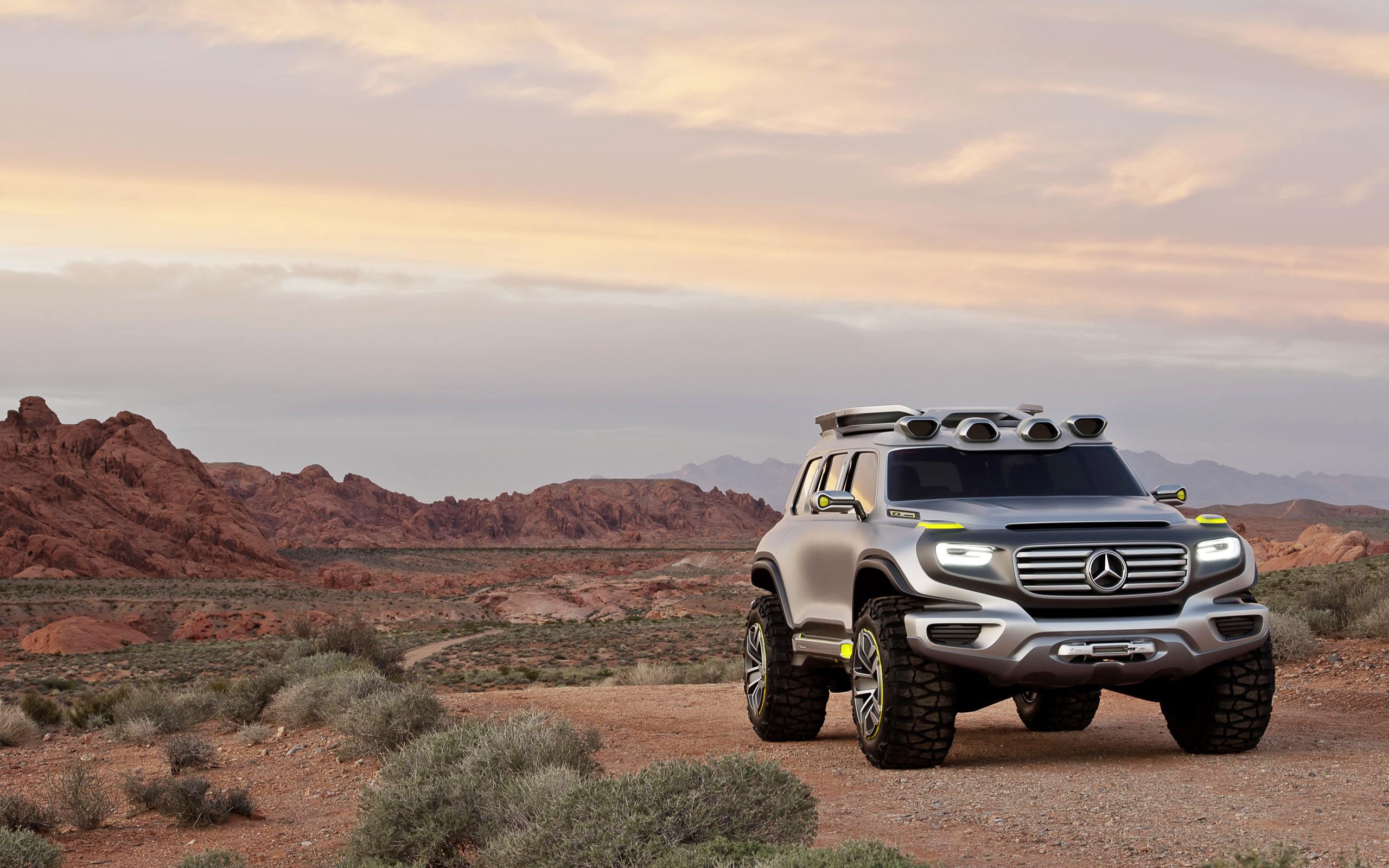 27494 скачать обои Транспорт, Машины, Мерседес (Mercedes), Тюнинг - заставки и картинки бесплатно