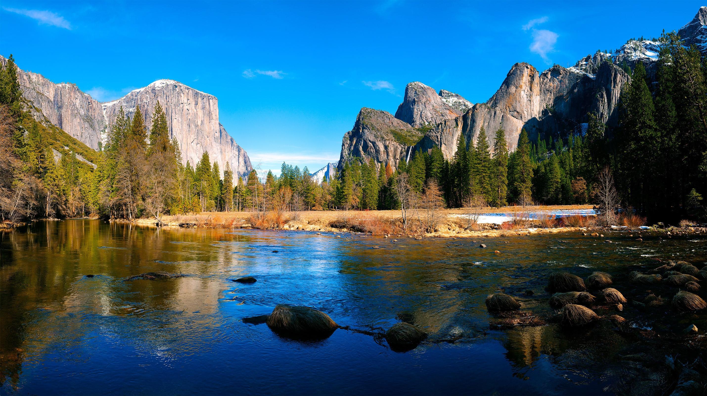 127219 télécharger le fond d'écran Nature, Rivières, Montagnes, Paysage - économiseurs d'écran et images gratuitement