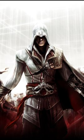 11039 télécharger le fond d'écran Jeux, Hommes, Assassin's Creed - économiseurs d'écran et images gratuitement