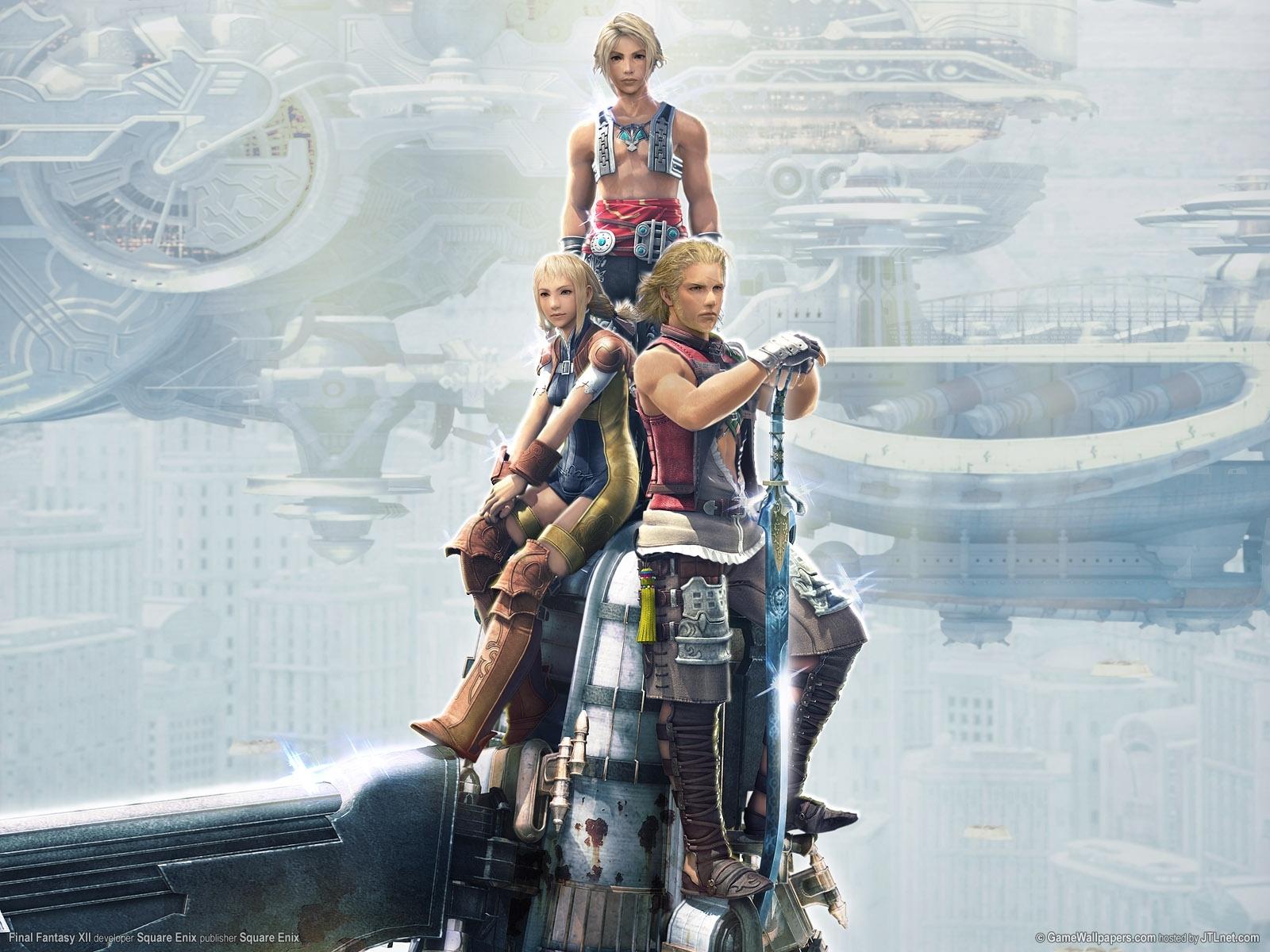 7467 Hintergrundbild herunterladen Spiele, Final Fantasy - Bildschirmschoner und Bilder kostenlos