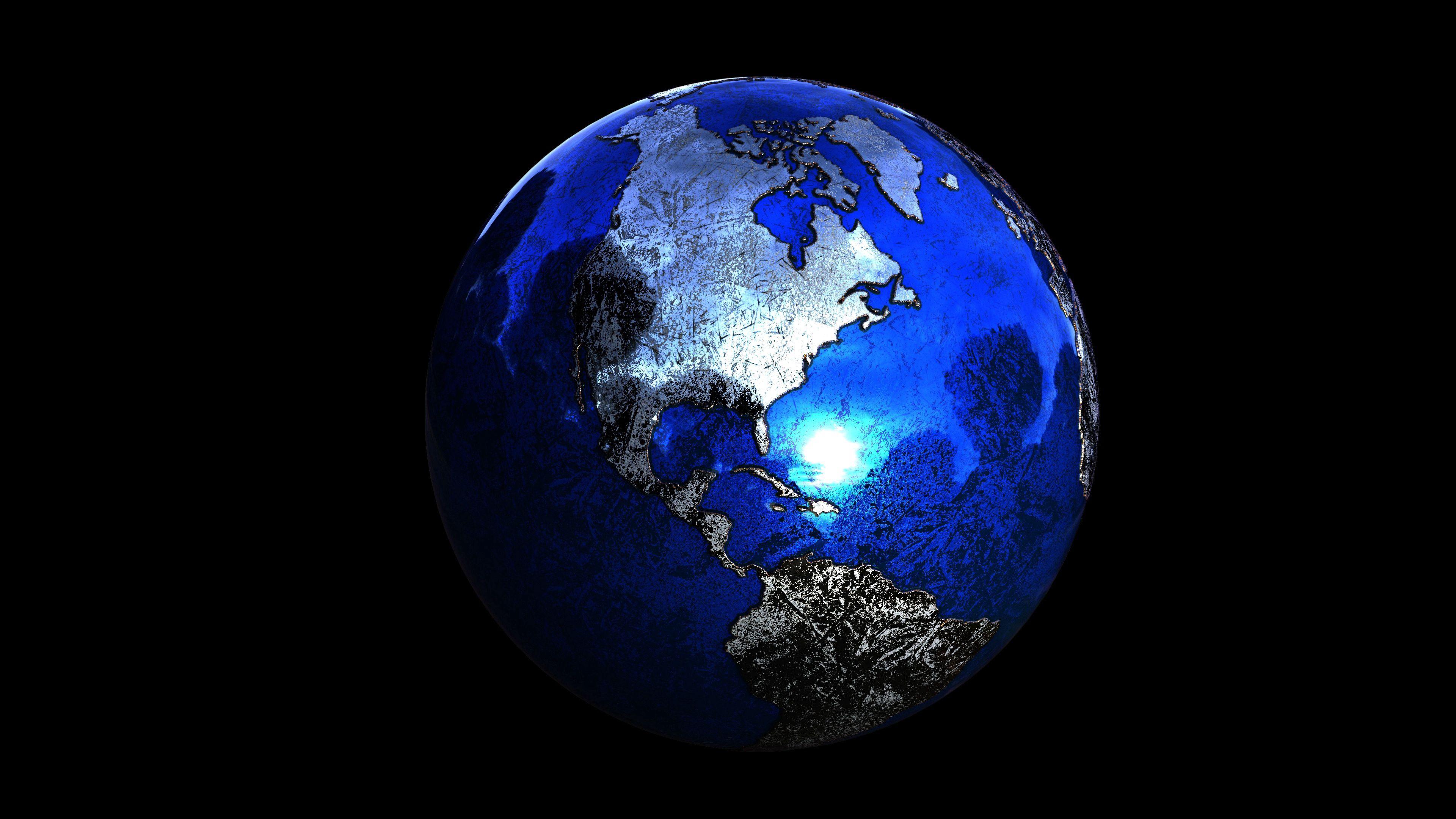 118134 免費下載壁紙 行星, 3D, 球, 全球, 环球报 屏保和圖片