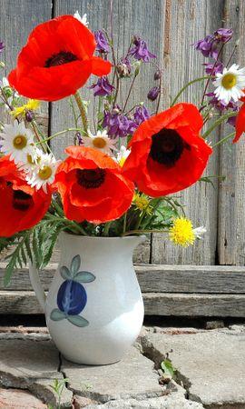 40288 descargar fondo de pantalla Plantas, Flores, Bouquets: protectores de pantalla e imágenes gratis