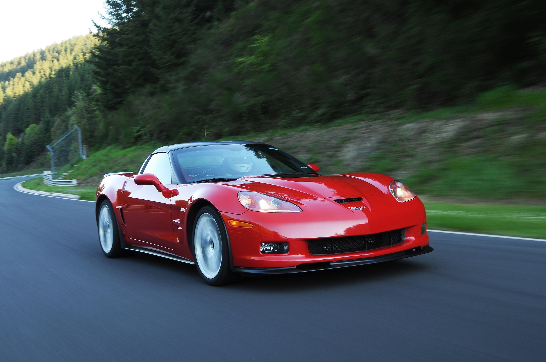 91820 скачать обои Тачки (Cars), Шевроле (Chevrolet), Corvette, Zr1, Красный, Вид Сбоку - заставки и картинки бесплатно