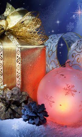 20769 descargar fondo de pantalla Vacaciones, Año Nuevo, Navidad: protectores de pantalla e imágenes gratis