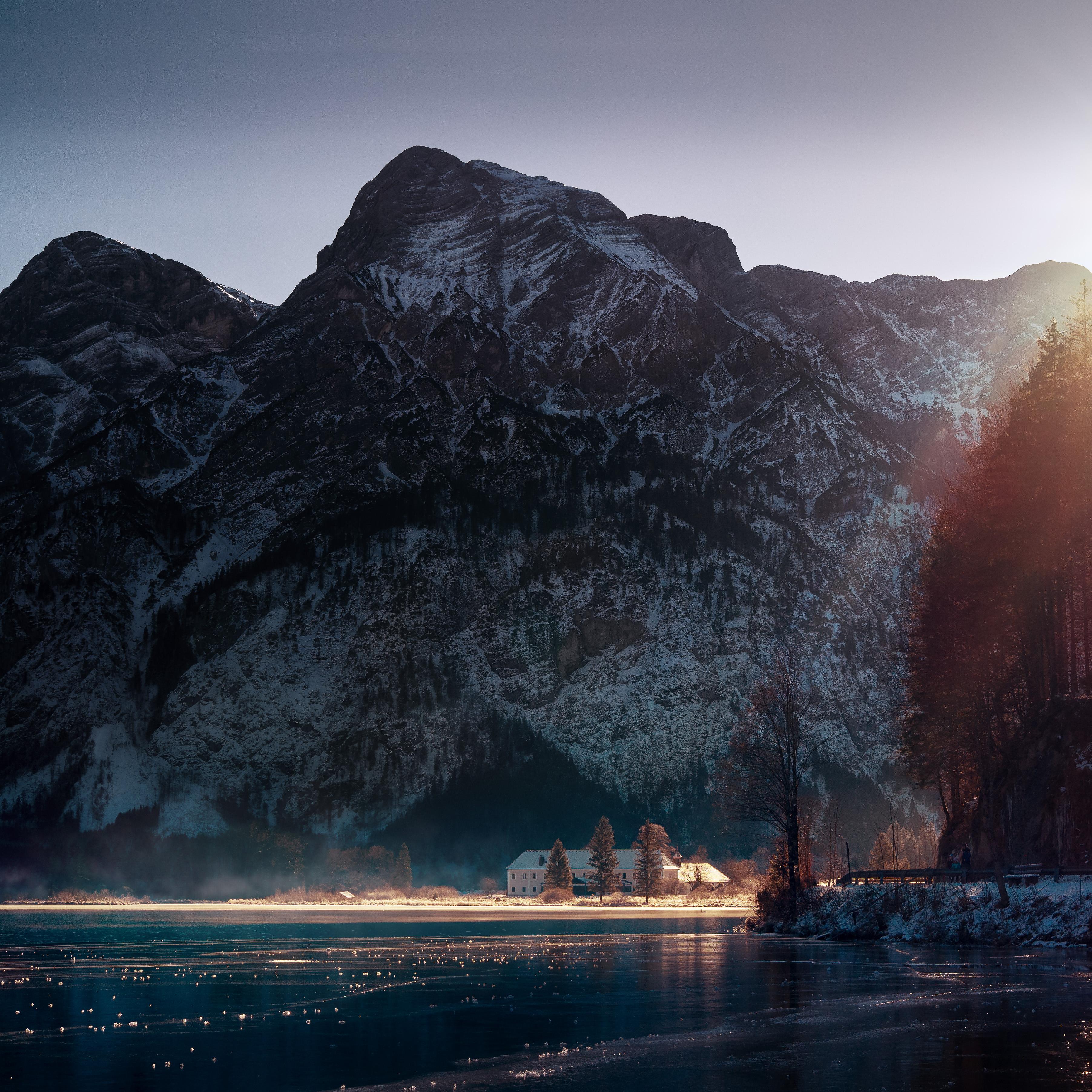 83387 Protetores de tela e papéis de parede Montanhas em seu telefone. Baixe Natureza, Montanhas, Lago, Áustria, Casinha, Albergar fotos gratuitamente