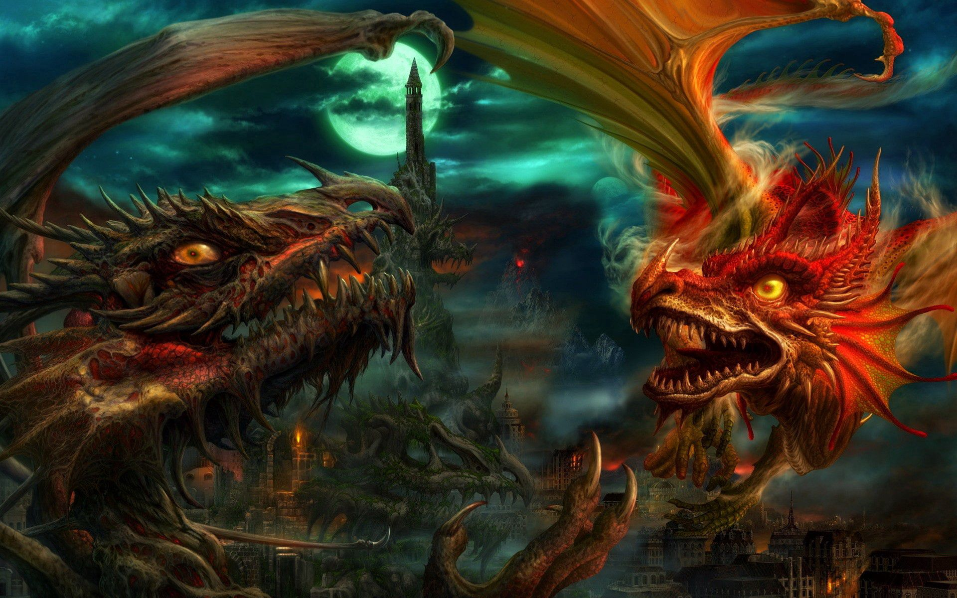 Popular Dragons images for mobile phone