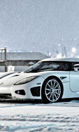 28504 скачать обои Транспорт, Машины, Зима, Снег - заставки и картинки бесплатно