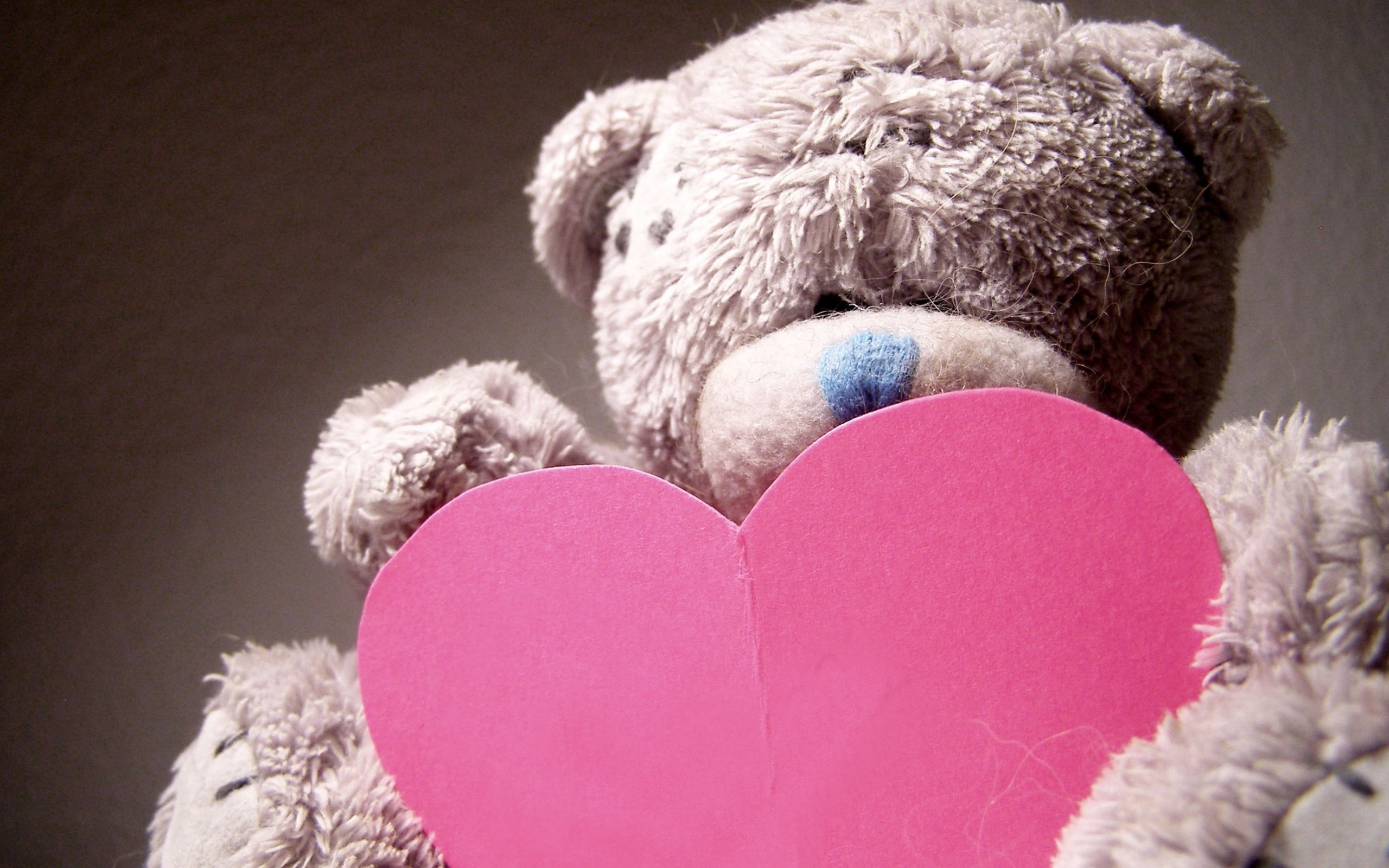 48978 download wallpaper Hearts, Toys, Objects screensavers and pictures for free