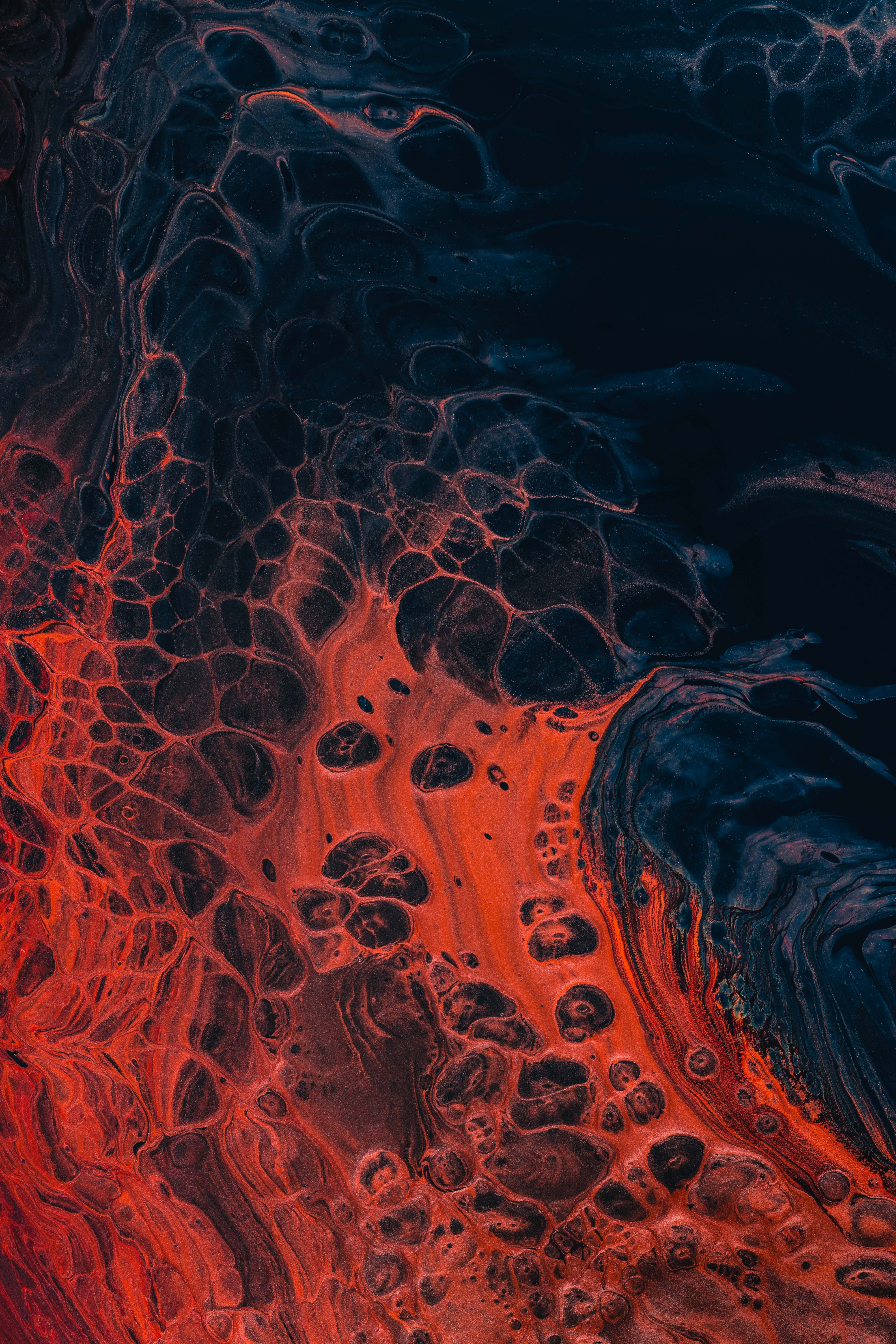 59895 Screensavers and Wallpapers Liquid for phone. Download Abstract, Bubbles, Dark, Divorces, Paint, Liquid pictures for free