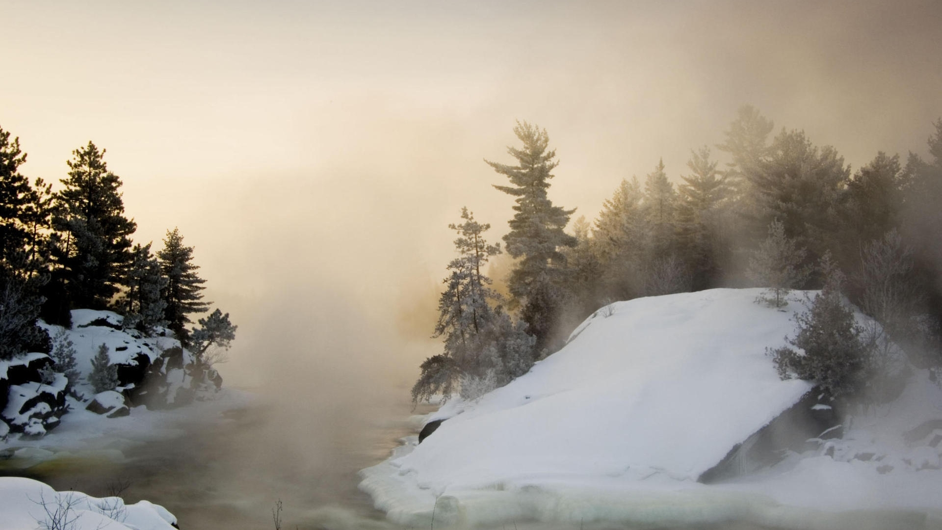 44599 download wallpaper Landscape, Winter, Snow screensavers and pictures for free
