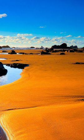 28241 скачать обои Пейзаж, Море, Песок - заставки и картинки бесплатно