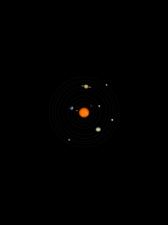 121271 Заставки и Обои Планеты на телефон. Скачать Планеты, Космос, Круги, Астрономия, Солнечная Система картинки бесплатно