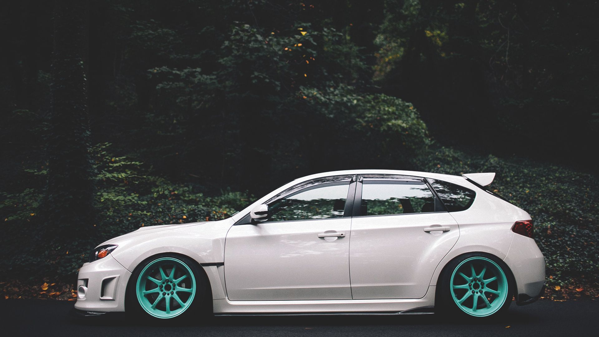 74814 download wallpaper Subaru, Cars, Side View, Drives, Disks, Impreza screensavers and pictures for free